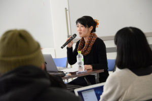 事例発表者:阪田清子